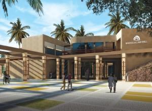 Marseilia Land Mall – Second Floor