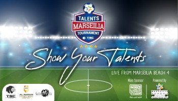 Marseilia Group, Al Ahram Agency and Talent Sport are holding TALENTS TOURNAMENT