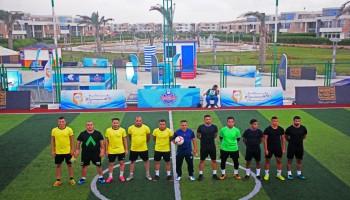 مباريات النصف نهائية من دوري مرسيليا للموهوبين