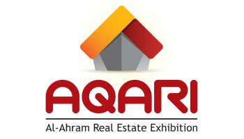"""During the opening event of """" Aqari """" El Ahram's real estate exhibition 2019. Among the participants Marseilia group is one of the largest real estate developers in terms of previous work and group's projects portfolio."""