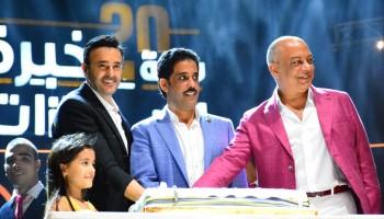احتفالية مرور 20 عاماً على تواجد مجموعة شركات مرسيليا بالسوق المصري